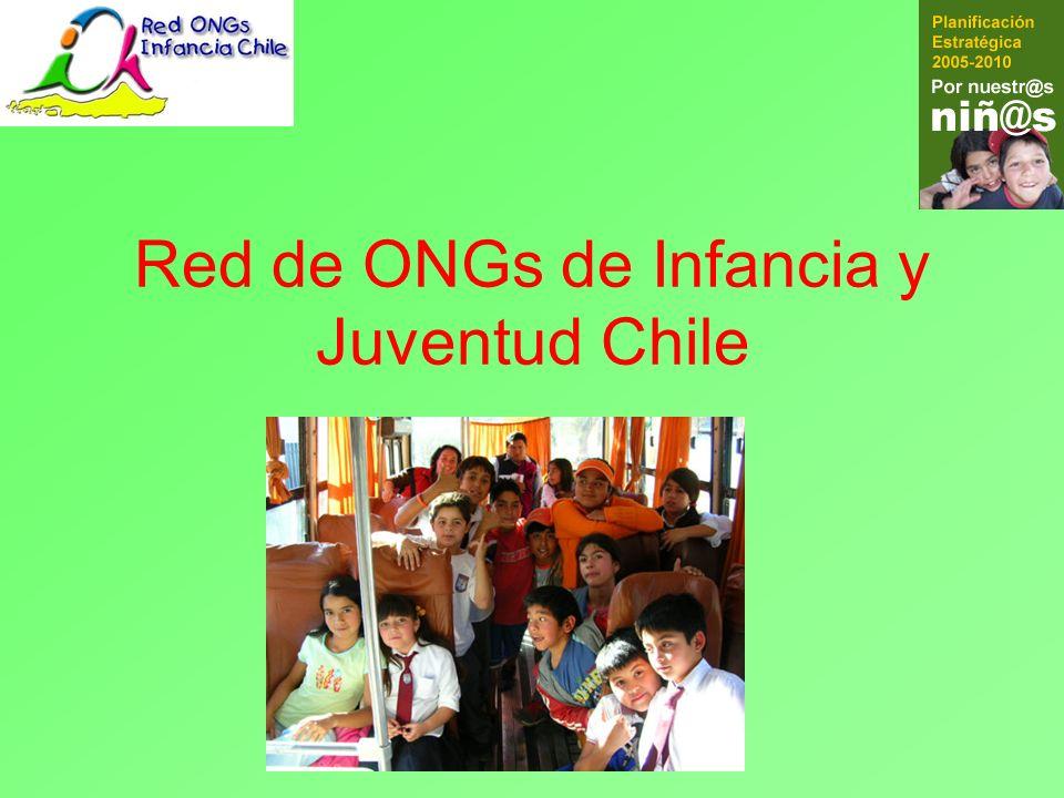 La Red Infancia Chile es una Coordinación de Organizaciones de la Sociedad Civil especializadas en temas de infancia y adolescencia, encargada de promover el estudio, análisis y propuestas de los temas relativos a la infancia, adolescencia y familia en Chile desde la perspectiva de los Derechos de Niños y Niñas.