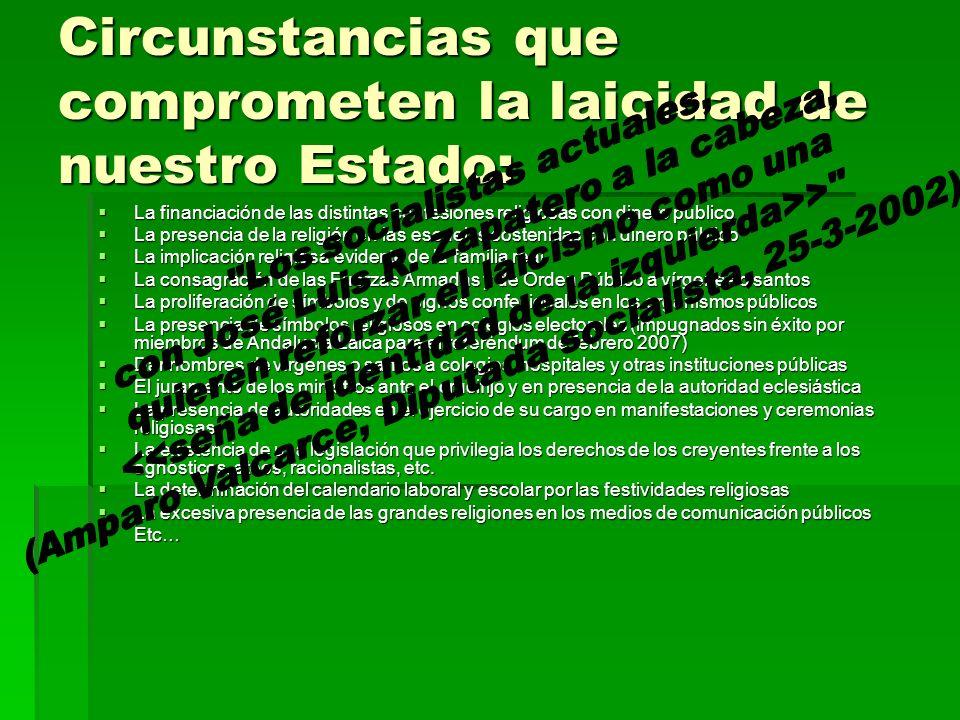 ESTADO DE LA CUESTIÓN 1º.