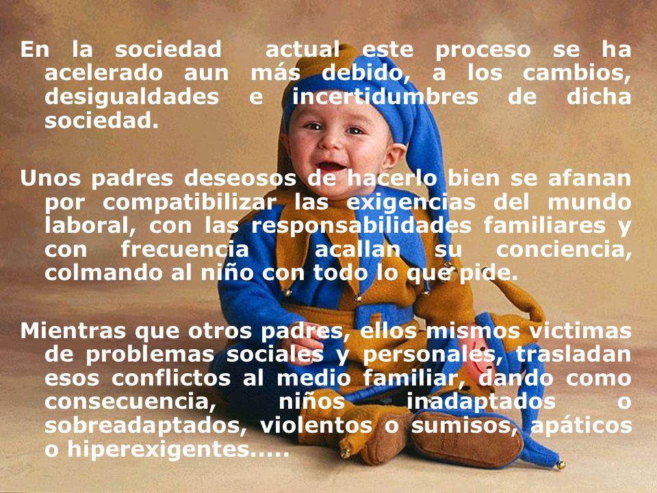 No seamos: Padres Jueces Padres Adivinos Padres Analgésicos Padres Investigadores Seamos Padres Receptores
