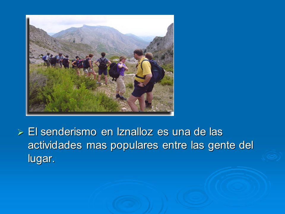 El senderismo en Iznalloz es una de las actividades mas populares entre las gente del lugar. El senderismo en Iznalloz es una de las actividades mas p