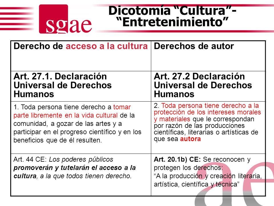 ¿Punto final? - STJUE: Sentencia PADAWAN Octubre 2010: cuestiona sistema español- no es discriminatorio -Sentencia Audiencia Nacional 22/3/2011 anula