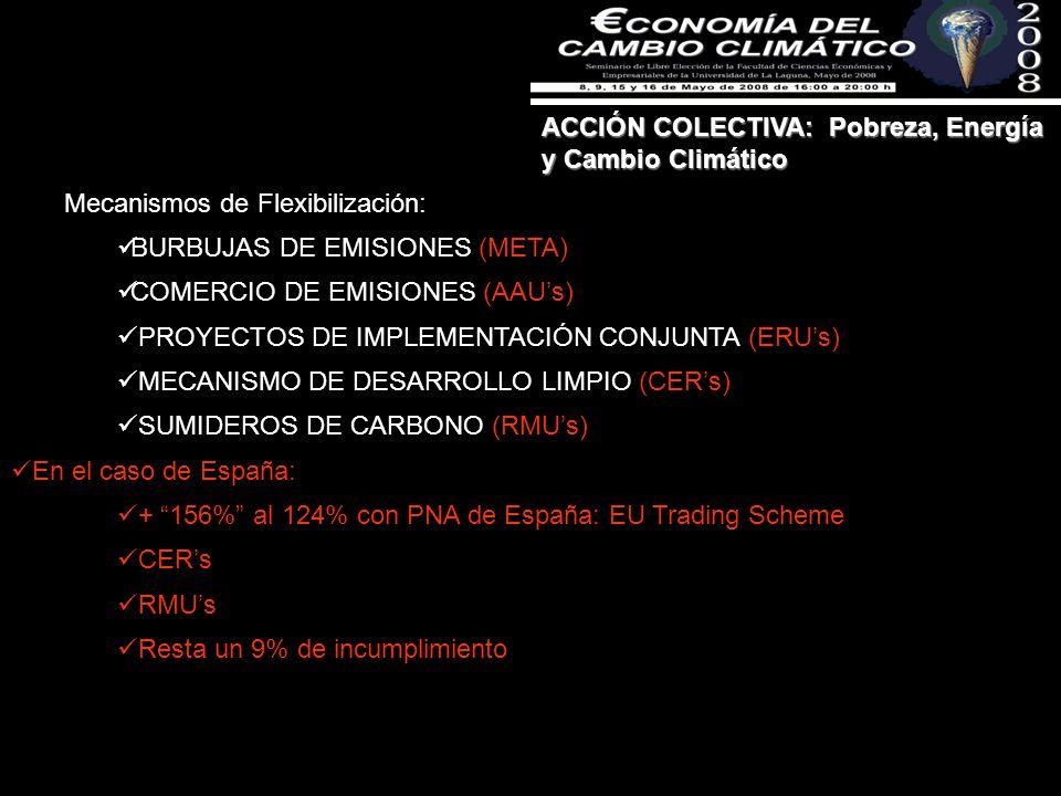 ACCIÓN COLECTIVA: Pobreza, Energía y Cambio Climático 3.