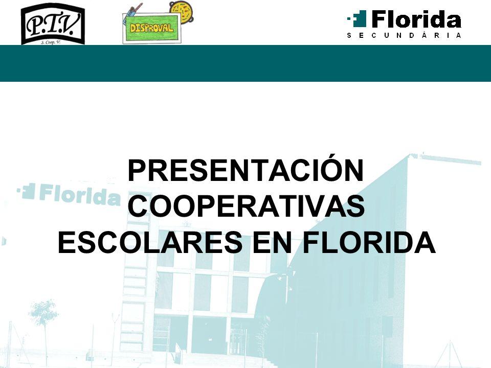 NUESTRO CENTRO: FLORIDA SECUNDÀRIA Un Centro de Educación Secundaria y Bachiller concertado.(18 grupos clase) Se encuentra en Catarroja municipio del área metropolitana de Valencia.