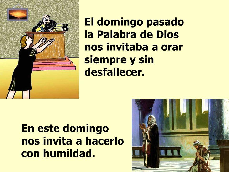 Salmo 33 Si el afligido invoca al Señor, Él lo escucha.