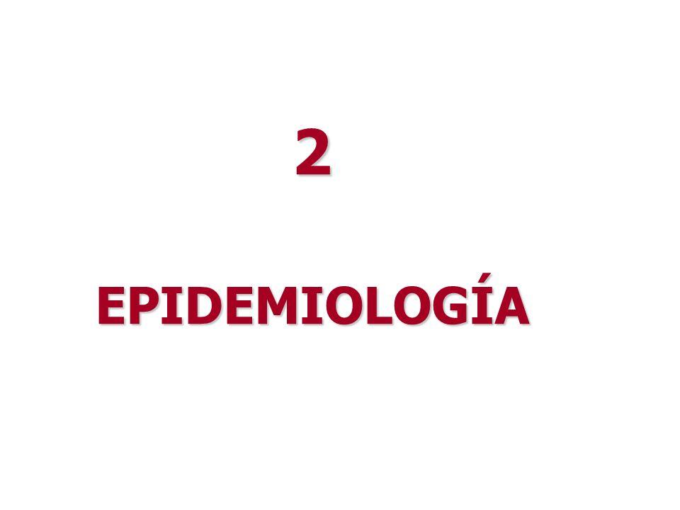 2EPIDEMIOLOGÍA