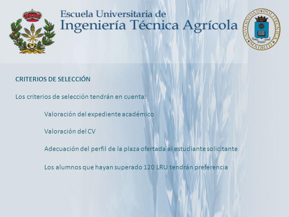 Costa Rica: Universidad de Costa Rica San Pedro 2 plazas de 9 meses SM Acuerdo Bilateral www.ucr.ac.cr – Escuela de Agronomía – Escuela de Zootecnia – Escuela de Economía Agrícola y Agronegocios – Escuela de Tecnología de Alimentos – Escuela de Ingeniería Agrícola