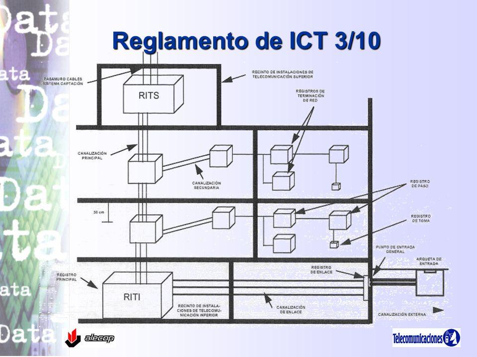 Reglamento de ICT 3/10