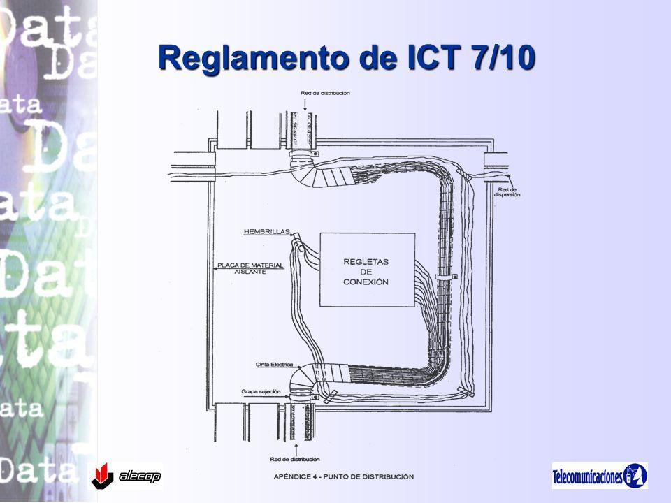 Reglamento de ICT 8/10