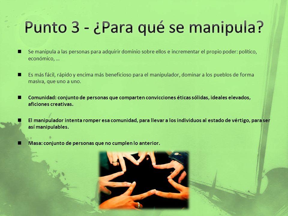 7.3 – Otras formas de planteamiento manipulador: El fraude de las encuestas: un encuestador manipulador sabe la respuesta a su pregunta que darán la mayoria».