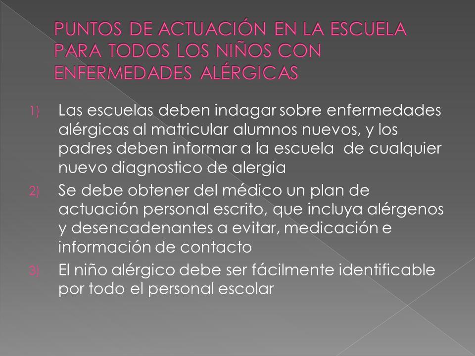 ~20% de la población modifica su dieta por reacciones adversas a alimentos 35% en la consulta de Alergología Prevalencia 5-10% en los menores de tres años y el 1,4-1,8% en la población adulta ( España) 1/3-1/2 de los casos de anafilaxia.