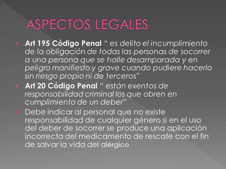 Art 195 Código Penal es delito el incumplimiento de la obligación de todas las personas de socorrer a una persona que se halle desamparada y en peligr