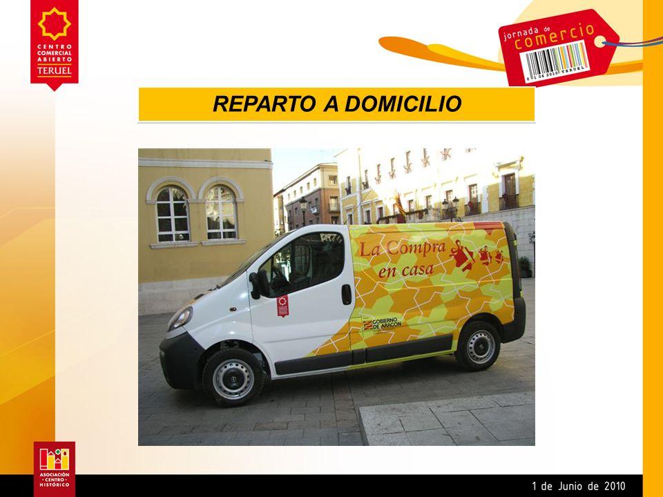 REPARTO A DOMICILIO