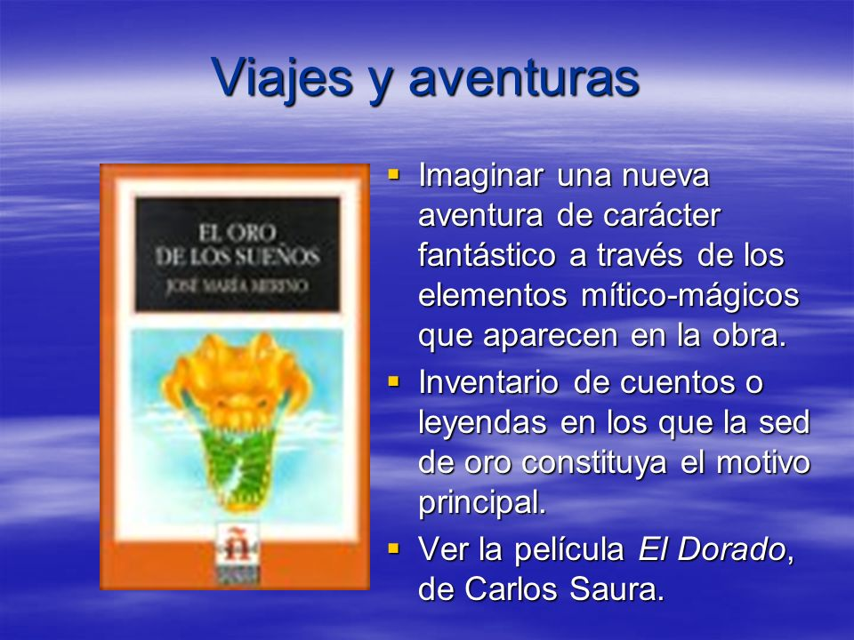 Viajes y aventuras Juego de pistas Juego de pistas Cada grupo tendrá un índice de la novela y se le encomendará una de las seis partes. Cada grupo ten