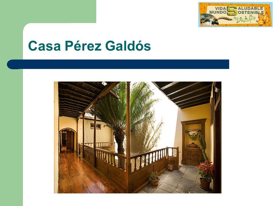 Casa Pérez Galdós