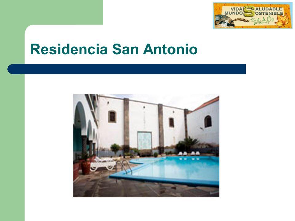 Residencia San Antonio