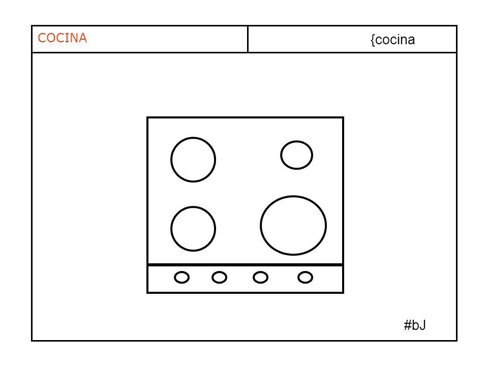 COCINA #bJ {cocina