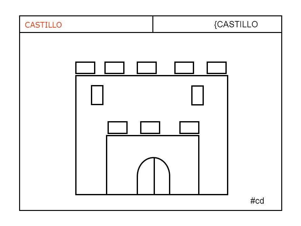 {CASTILLO CASTILLO #cd