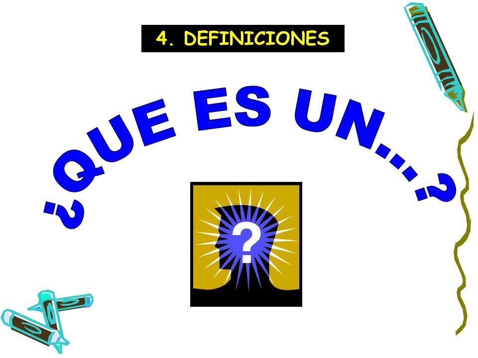 12 4. DEFINICIONES