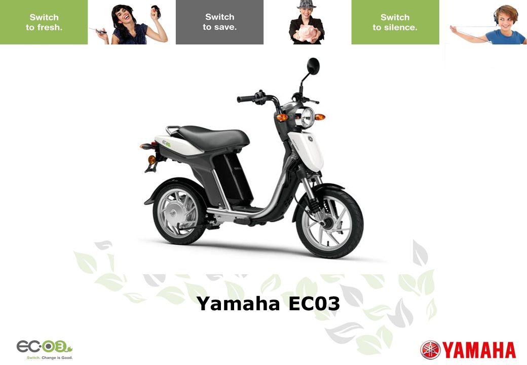 www.yamaha-motor.eu Yamaha EC03