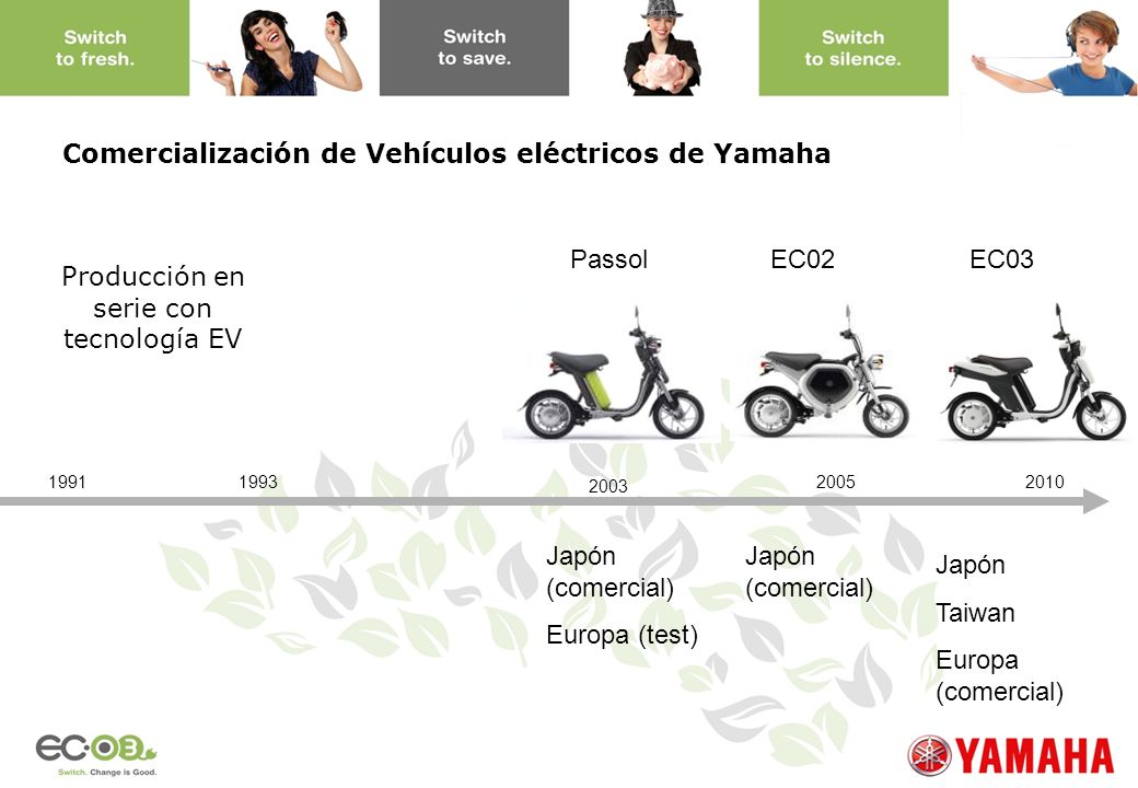 www.yamaha-motor.eu Video Comercial