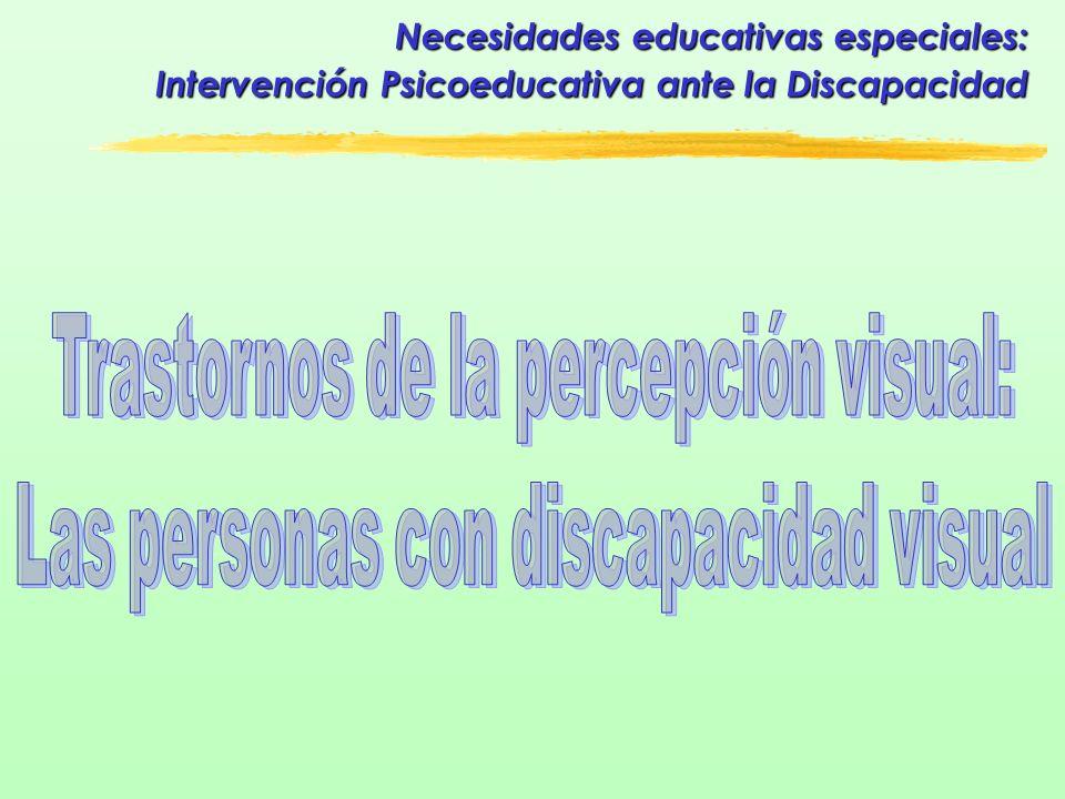 1.2 Principales trastornos ALTERACIONES ÓPTICAS RELACIONADAS CON EL INTERIOR DEL OJO Glaucoma