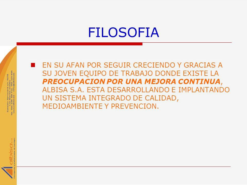 POLITICA PRODUCCIÓN DE PREFABRICADOS DE MEJOR CALIDAD.