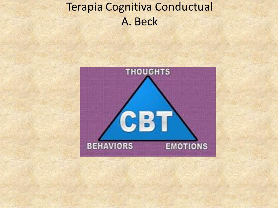 Terapia Cognitiva Conductual A. Beck
