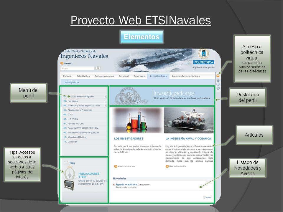 Proyecto Web ETSINavales FIN