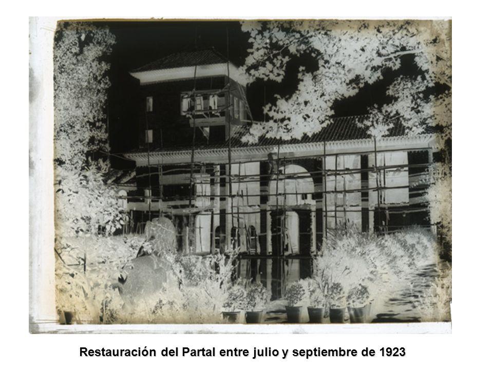Nombramiento de Arquitecto Conservador de la 6 zona 1929
