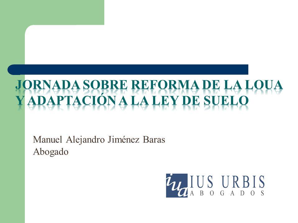 DEFINICIÓN SUELO URBANO NO CONSOLIDADO Art.45.2.B) LOUA 2.