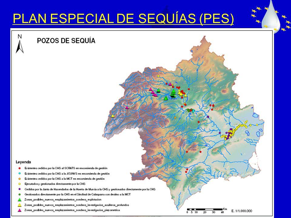 26 PLAN ESPECIAL DE SEQUÍAS (PES)