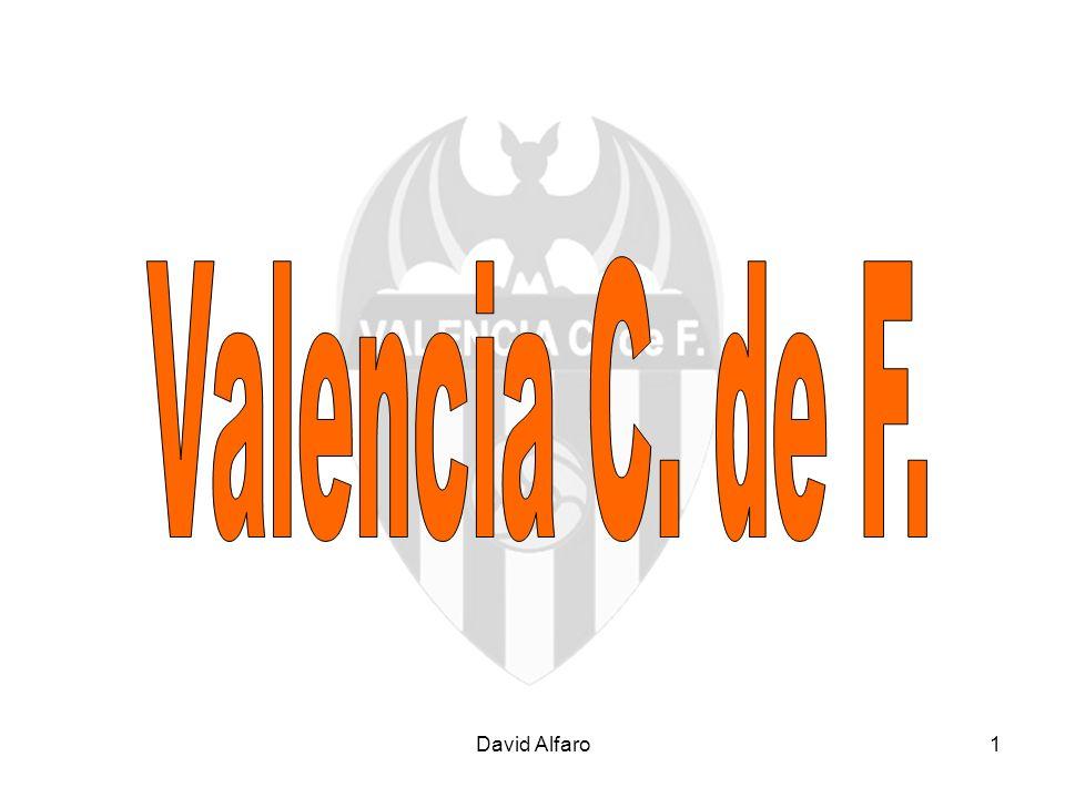2 Historia 5 de marzo de 1919, se gestó en un céntrico bar de la capital del Túria, la creación del Valencia Foot-ball Club.