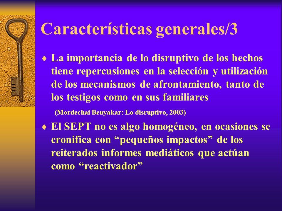 Características generales/2 Se precisa experiencia...