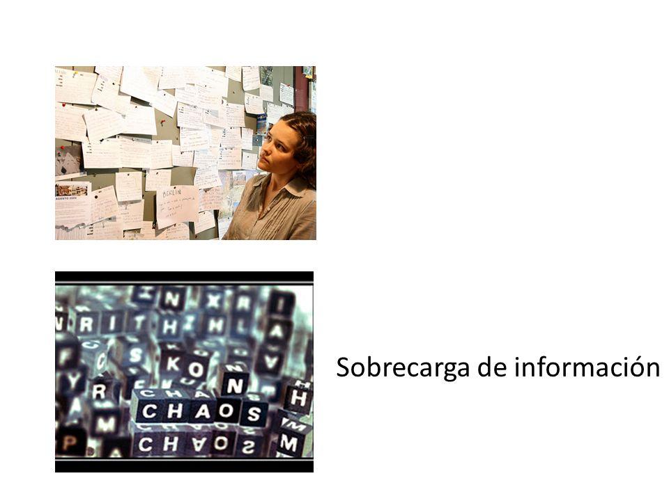 Sobrecarga de información