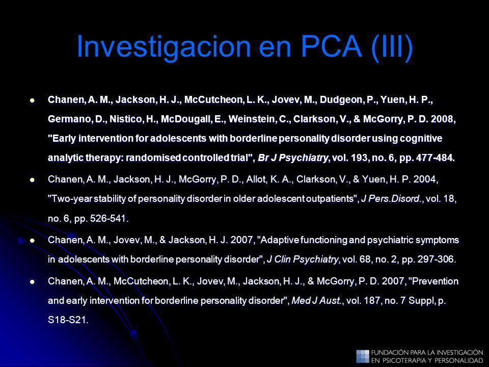 Chanen, A. M., Jackson, H. J., McCutcheon, L. K., Jovev, M., Dudgeon, P., Yuen, H. P., Germano, D., Nistico, H., McDougall, E., Weinstein, C., Clarkso