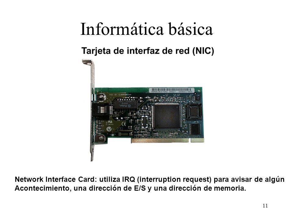 10 Informática básica