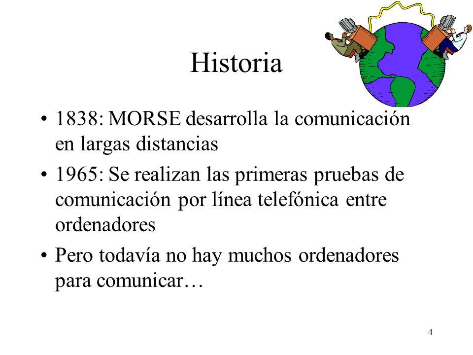 3 TelecomunicacionesInformática Telemática Telemática: ciencia que utiliza las telecomunicaciones para potenciar las posibilidades y aplicaciones de l