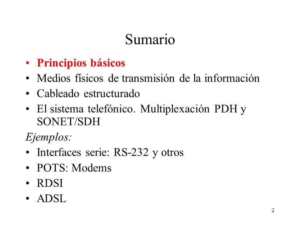 1 Capítulo 2 La Capa Física Autor: Santiago Felici Fundamentos de Telemática (Ingeniería Telemática)