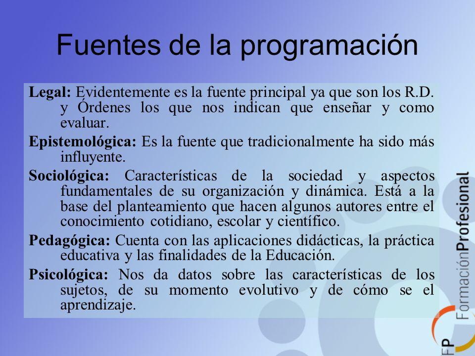 Estructura Progr.Didác. (7) 7.