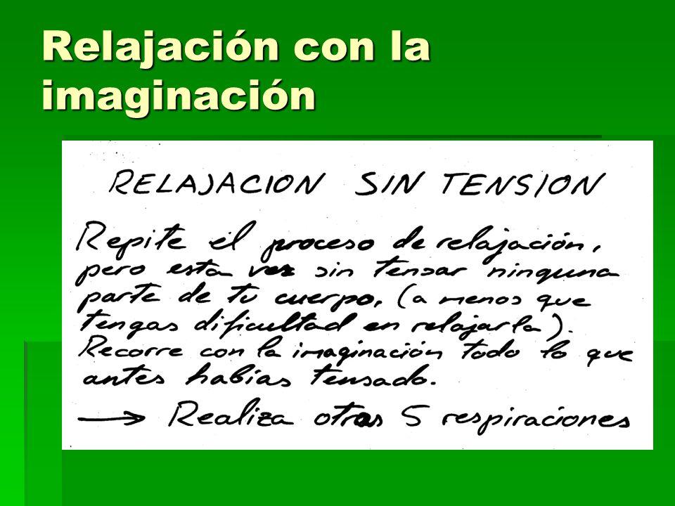Relajación con la imaginación