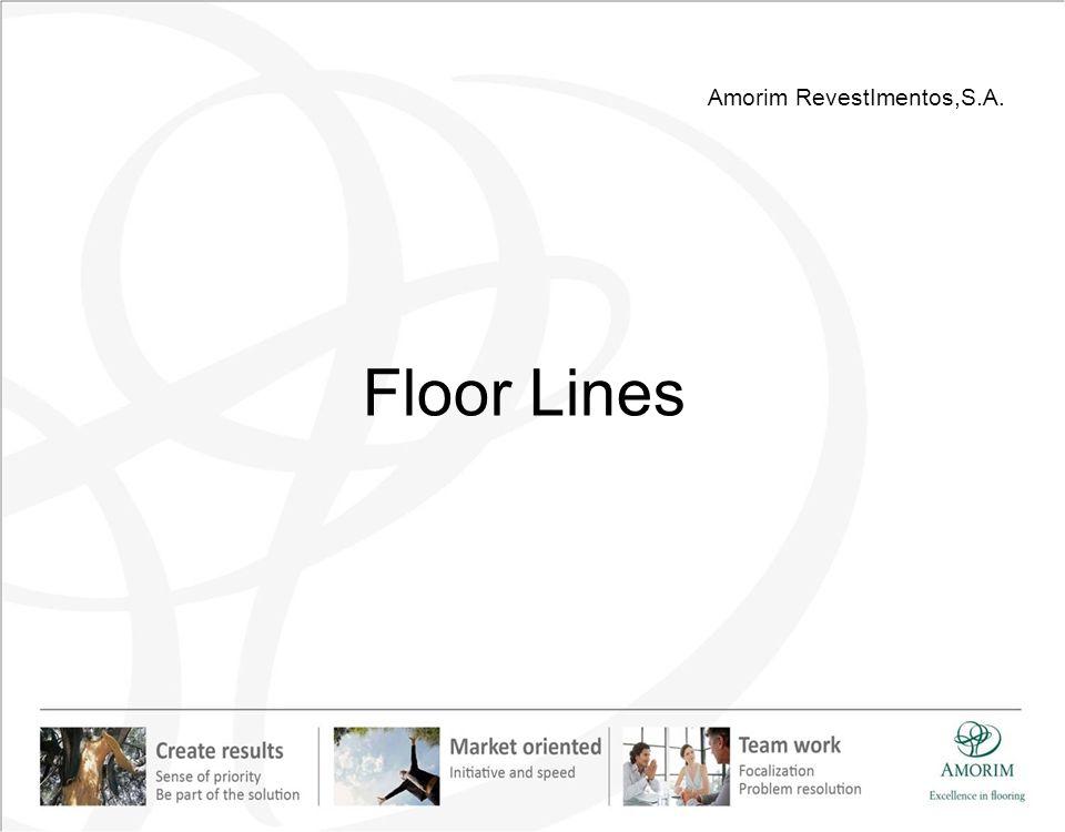 Floor Lines Amorim RevestImentos,S.A.