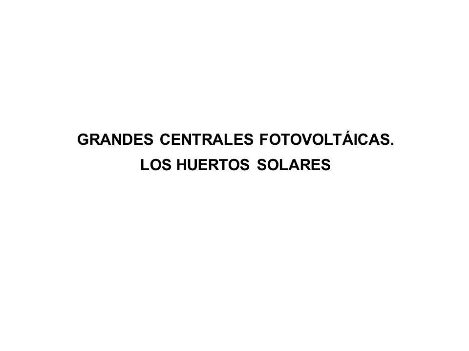 OBJETIVO DEL CURSO 1.- ANTECEDENTES La generación solar fotovoltáica se ha puesto de moda en España desde hace un tiempo.
