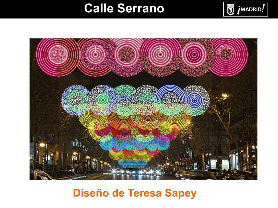 Calle Serrano Diseño de Teresa Sapey