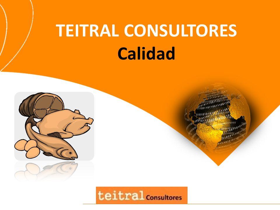 TEITRAL CONSULTORES Calidad