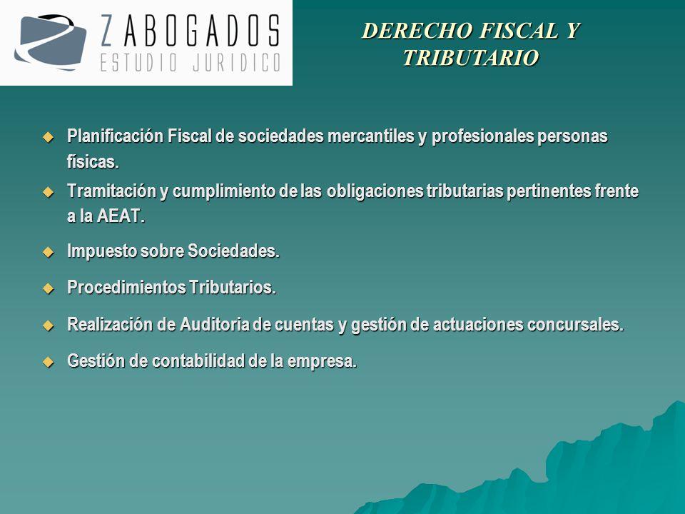 Planificación Fiscal de sociedades mercantiles y profesionales personas físicas. Planificación Fiscal de sociedades mercantiles y profesionales person