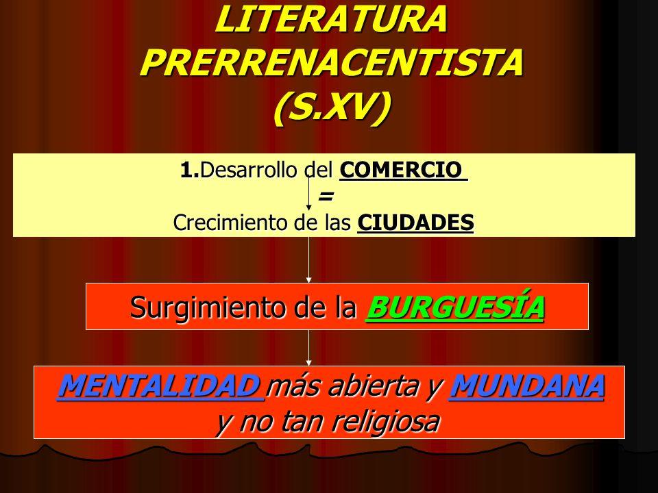 3.DIDACTISMO LITERATURA Transmitir Valores cristianos Ofrecer modelos de comportamiento