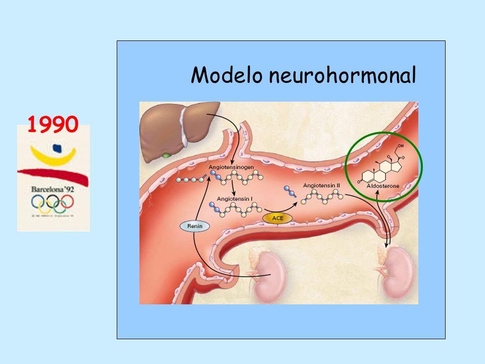 1990 Modelo neurohormonal