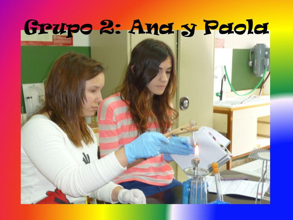 Grupo 3: Cristina y María