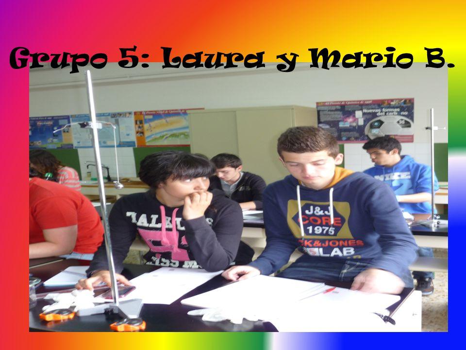 Grupo 5: Laura y Mario B.
