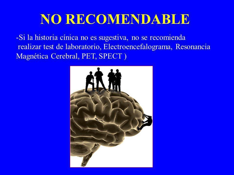 SOSPECHA TDAH - P.Comportamiento - P.